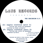 HARIS/SIMON AUTOMATIC - The Beginning EP (Front Cover)