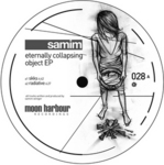 SAMIN - Eternally Collapsing Object EP (Front Cover)