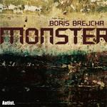 BREJCHA, Boris - Monster EP (Back Cover)