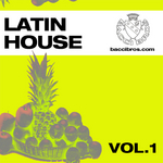 VARIOUS - Latin House Vol 1 (Front Cover)