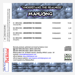 MAHJONG - Understand The Realness (Back Cover)