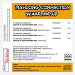 MAHJONG CONNECTION - Wake Me Up (Back Cover)