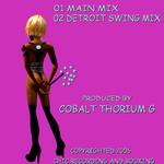 COBALT THORIUM G - Razzle Dazzle (Back Cover)
