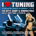 PSAAC/KEVIN M - I Love Tuning (Continuous DJ mix) (Front Cover)