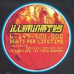 ILLUMINATUS - 6.149.520.000 Beats Per Lifetime (Front Cover)