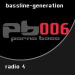 BASSLINE GENERATION - Radio 4 (Front Cover)