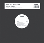 MAYERS, Freddy - Lost In Tokyo (Front Cover)