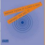 INGLESE, Emanuele vs EMIX/D LEWIS - Saxtronic Love (Part II) (Front Cover)