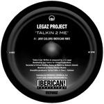 LEGAZ PROJECT - Talkin 2 Me (Front Cover)