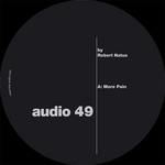 NATUS, Robert - More Pain EP (Front Cover)