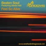 BEATEN SOUL - Feel So Alive (Front Cover)