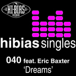 040 feat ERICA BAXTER - Dreams (Front Cover)