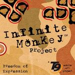 SPARO/BABAMARS/ALEX & TOMY/INABEATHEAD - The Infinite Monkey EP (Front Cover)