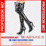 PROFESSOR MO - That's Hot (Back Cover)