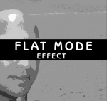 FLAT MODE - Effect (Front Cover)