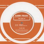DJANNY PROJEKT - Kick Some Ass (Front Cover)
