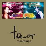 RINCON, Raul presents THE TRUMANDES DJ WALLPLAYER - Comic Funk (Front Cover)