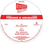 FRANKE & NEUMANN - The Planets / Titan (Front Cover)