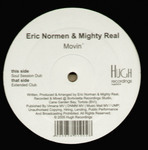 NORMAN, Eric & MIGHTY REAL - Movin (Front Cover)
