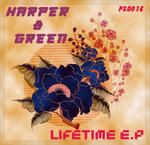 HARPER & GREEN - Lifetime EP (Front Cover)