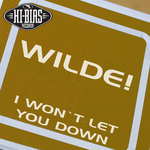 WILDE! - I Wont Let You Down (Front Cover)