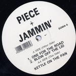 PIECE & JAMMIN - Kettle On The Pan (Front Cover)