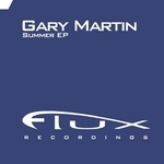 MARTIN, Gary - Summer EP (Front Cover)