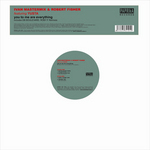 MASTERMIX, Ivan & ROBERT FISHER feat YUSTA - You To Me Are Everything (Front Cover)