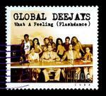 GLOBAL DEEJAYS - What A Feeling (Flashdance) (Front Cover)