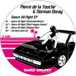 DE LA TOUCHE, Pierre/NORMAN DORAY - Dance All Night EP (Back Cover)
