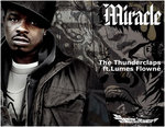 THUNDERCLAPS, The feat LUMES FLOWNE - Miracle (Front Cover)