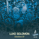 SOLOMON, Luke - Monsters EP (Front Cover)