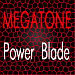 MEGATONE - Power Blade (Front Cover)