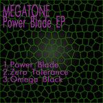 MEGATONE - Power Blade (Back Cover)