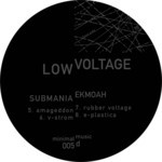 SUBMANIA/EKMOAH - Low Voltage (Front Cover)