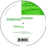 SUBMANIA - Tendra EP (Front Cover)