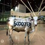 SCOOTER - Behind The Cow (Front Cover)