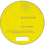 MILLER, Dave - Grey Summer (Front Cover)