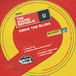 SOUND REPUBLIC, The - Sings The Blues (Front Cover)