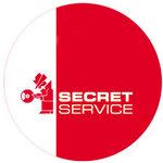 SECRET SERVICE - Electric Motion EP (Back Cover)