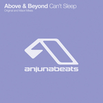 ABOVE & BEYOND - Can't Sleep (Front Cover)