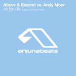 ABOVE & BEYOND vs ANDY MOOR - Air For Life (Front Cover)