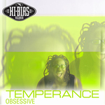 TEMPERANCE - Obsessive EP (Front Cover)