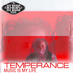 TEMPERANCE - Music Is My Life (Front Cover)