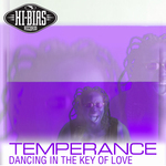 TEMPERANCE - Dancing In The Key Of Love (Front Cover)