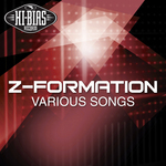 Z FORMATION - Various Songs (Front Cover)