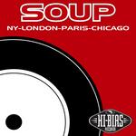 New York-London-Paris-Chicago