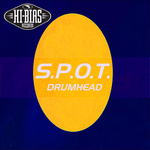 SPOT - Drumhead EP (Front Cover)