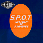 SPOT - Welcome To Paradise (Front Cover)