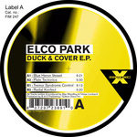 ELCO PARK - Duck & Cover EP (Front Cover)
